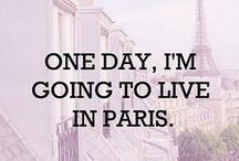 Paris / by Luciana Strauss