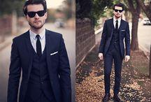 Guy outfits / Trapos de chicos / by Rafa Lombardo