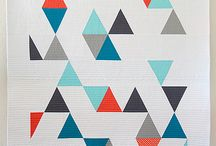 Modern quilting / by Kelli Ward