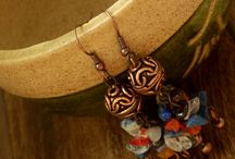 nefelibata: Boho Chic Earrings