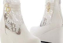 vestidos accesorios y zapatos