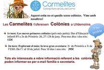 COLÒNIES ULLDEMOLINS '15 / Colònies d'estiu a Ulldemolins