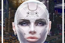 Science Fiction / Science fiction books.