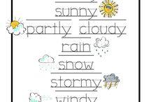 Preschool Printables x