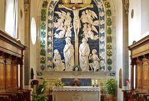 Renaissance religious public images