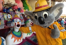 Blazer's Trails / Blazer is the QFRS Fire Safety Koala. Follow him as he travels throughout Queensland teaching kids about fire and showing them how to keep their family and friends safe.