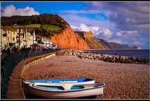 Places to go in East Devon / Lucky to live in such a beautiful part of the world!