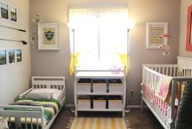 Liam & Cora's room / by Stefanie Lawson