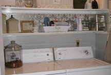 Laundry room / by D B