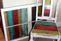 Reclaimed wood / by Sonia Jimenez