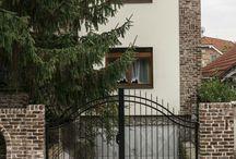 HERMITAGE ANTIEK / HERMITAGE ANTIEK brick slips by Rustique