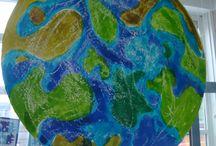 Aardrijkskunde / Aardrijkskunde en topografie allerlei