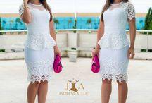 vestidos Designer