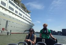 Tours Rotterdam / Guided and non guide tours in Rotterdam by foot, step, segway, bus, boat, bike....