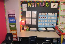 Lovely Learning Centers / Learning centers for the early education classroom! #ece #learningcenters