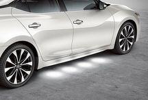 Nissan Maxima Accessories