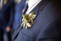 BUTTONHOLES / Buttonhole inspiration. This board is a mixture of our designs and other floral designers.