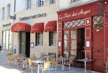 La Part des Anges / Bar à vins et café à Dijon (attenant à notre restaurant Loiseau des Ducs)