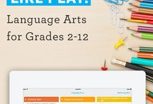 home school Language arts