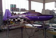 AIRPLANES / airbrush. custom painting, grafics