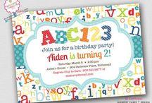 Festa do alfabeto
