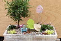 miniatur garden