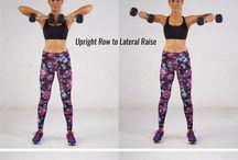 Ασκήσεις για full body