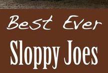 SLOPPY JOE RESEPTE