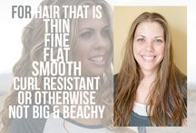 Hair, fashion and beauty tips