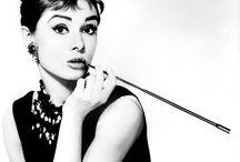 Audrey Hepburn Photography