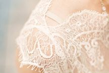 Lace.  /  One of my favourite things in the world!