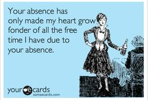 Divorce Humor / Humours, funny and fabulous divorce quotes.
