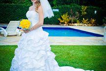 Meu Vestido de Noiva / Noivas de plantãooo... Sugestão de vestidos e ensaio fotográfico!