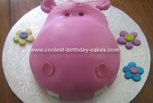 Hippo Birthday! / by Sarah Yackobeck