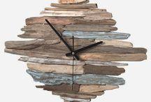 Clocks/Driftwood