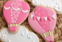 Biscoitos Decorados e Lindos