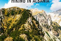 Albanian Mountains