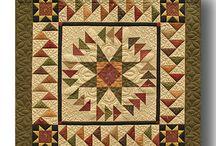 pillows / patchwork