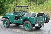 Jeeps / by Rick Lagasse