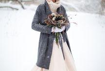 Букет невесты (Зимний)