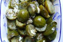 Saladas, Salpicão De Repolho, Maionese, Molhos E Conservas!!!