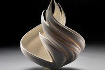 CERAMICA - CERAMIC / La vida me dio la oportunidad de conocer el proceso y elaboracion de la ceramica, mi admiracion  a sus creadores. - Visit my site at www.creartespacio.com