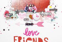 Clique Kits Valentines LE Kit- XOXO