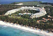 Varadero Hotels / Hotels along the Varadero pristine white sand beach in Cuba. Each Hotel is bookable without prepayment, we guarantee the lowest rate comparison in the industry. Varadero Hotels from 3-5 stars immediate confirmation. / by Hotels Cuba