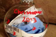 Holiday ideas and keepsakes / Fun ideas for holidays and year round for keepsakes