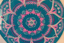 Mandalas by Lalita