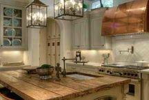 Kuchyně - ostrůvek