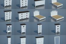 3DS MAX Model collections