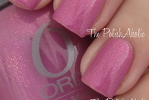 Orly Polishes / Orly Nail Colors