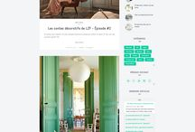 N E W S - M Y D E C O L A B / Toutes les actualités du site et du blog MYDECOLAB - Last news of mydecolab website and blog | #web #déco #design #3D #webdesign #ui #ux #innovation #blog #blogger #diy #paris #france